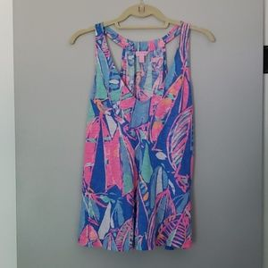 Lilly Pulitzer tank women's large